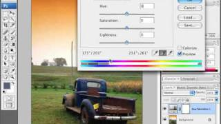 Learn Photoshop - How to Change Color of Specific Objects thumbnail