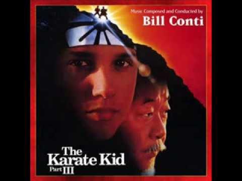 Bill Conti - The Karate Kid, Part  III - Soundtrack (1989)