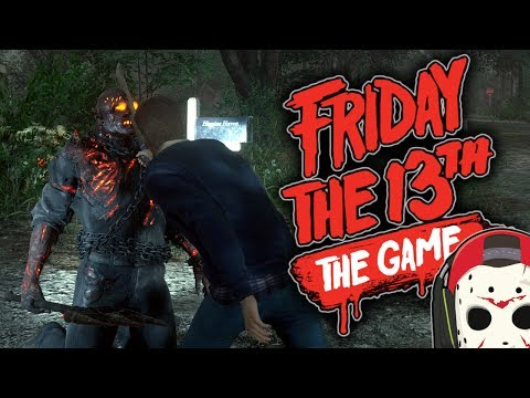 FRIDAY THE 13TH!!🔪| LVL 101!! | ALL DLC!! | 1080P | INTERACTIVE STREAMER!!