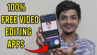 Top 5 Professional VIDEO EDITING Apps For Android Phone 2020 |  Make \u0026 Edit YouTube Videos Easily !