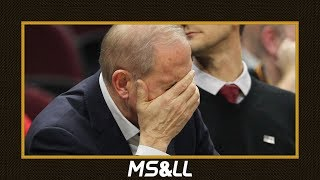 Why This Should Be the End of the Line For John Beilein - MS&LL 2/17/20