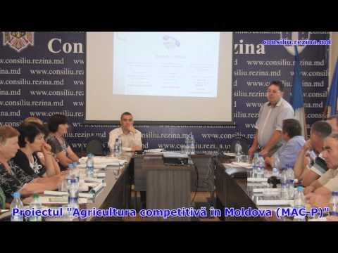 """Proiectul """"Agricultura competitivă în Moldova (MAC-P)"""""""