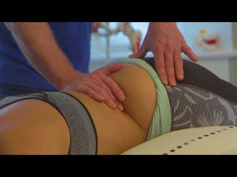 Advanced soft tissue massage techniques for the Lumbar Spine