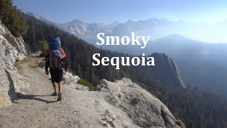 Backpacking the Sierra/Sequoia National Park: Black Rock Pass/Kaweah Gap/Hamilton Lakes