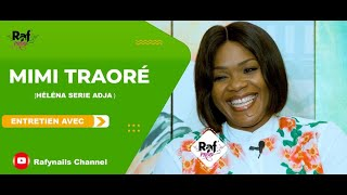 Entretien avec Mimi Traoré (Héléna Adja) : Ceux qui disent que je suis vraiment enceinte