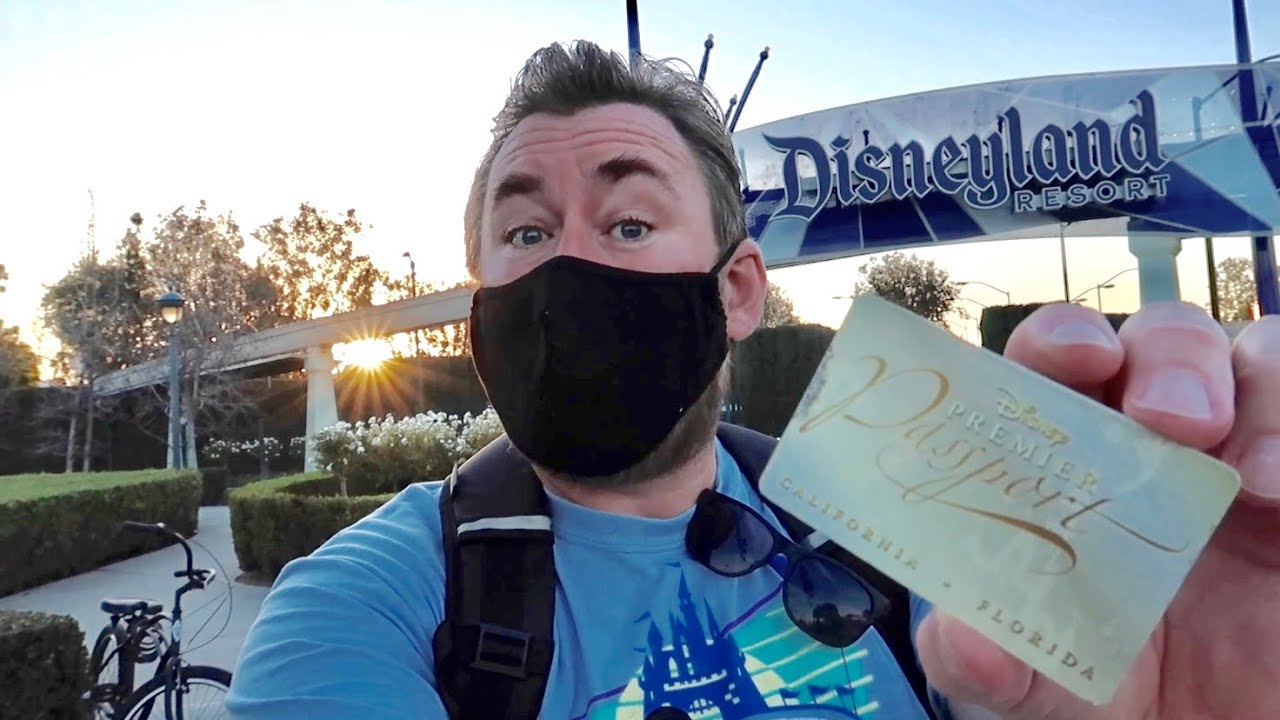 Disneyland Ends Annual Passes