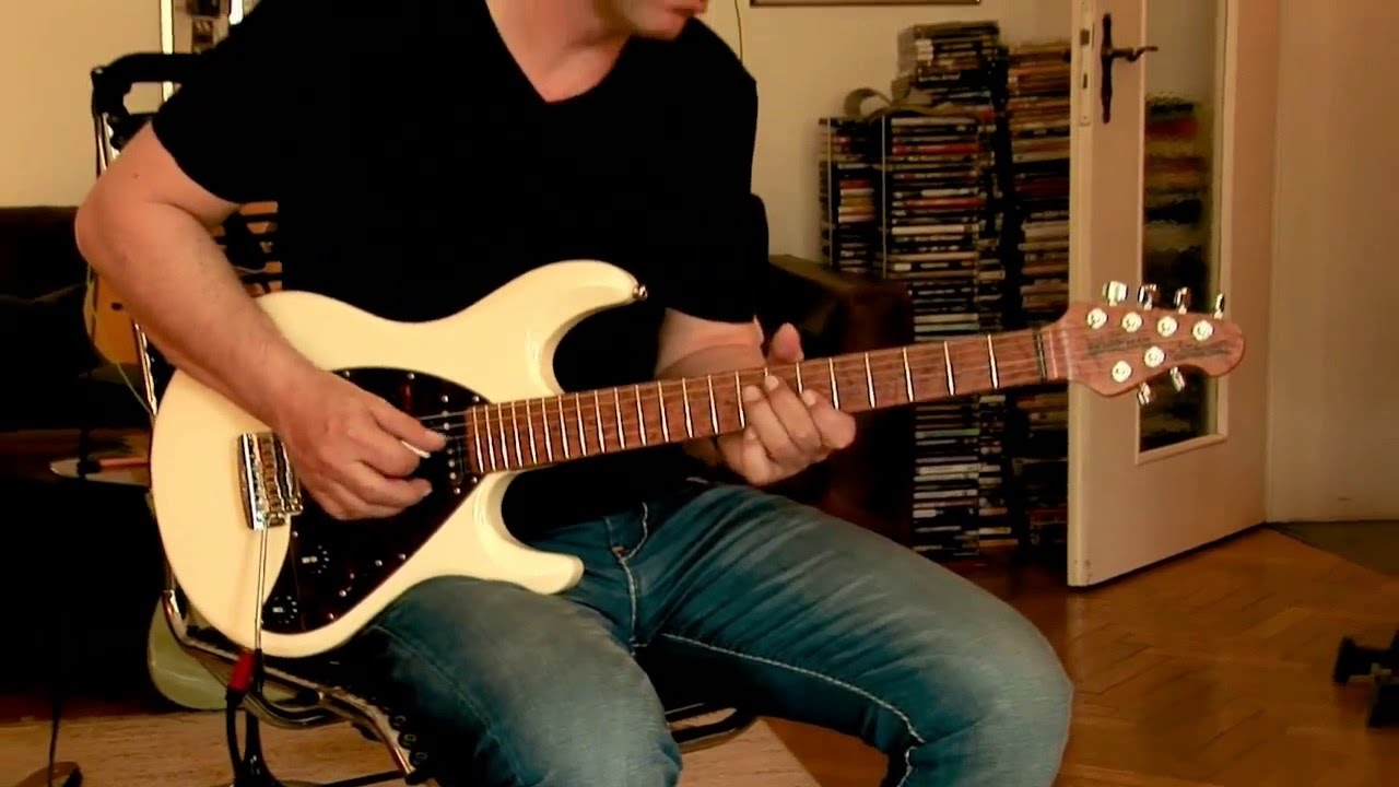 Musicman Silhouette Special Limited Buttercream Part2 Youtube This Is The Way You Have To Think Of