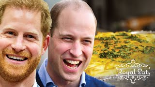 Former Royal Chef Reveals Prince Harry And Prince William's Fave Meal And Kitchen Mishaps