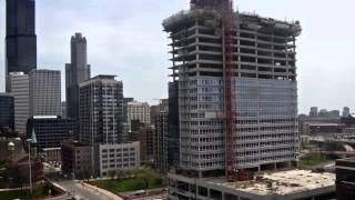 Arkadia Tower Apartments Time-Lapse Video