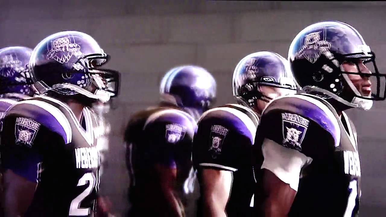 Ncaa Football 11 Weber State New Uniform Intro Youtube