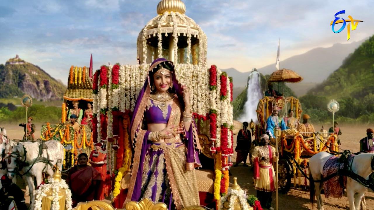 ETV Swarna Khadgam | Mega Serial | 6th July 2018 | Latest Promo