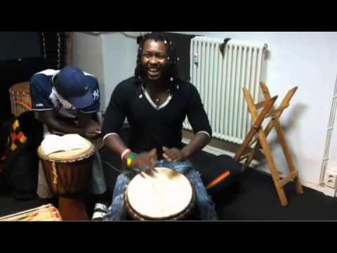 Rhythm Toro mit Bouba Diakite