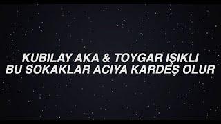 ÇUKUR   Kubilay Aka & Toygar Işıklı - Bu Sokaklar Acıya Kardeş Olur  Resimi