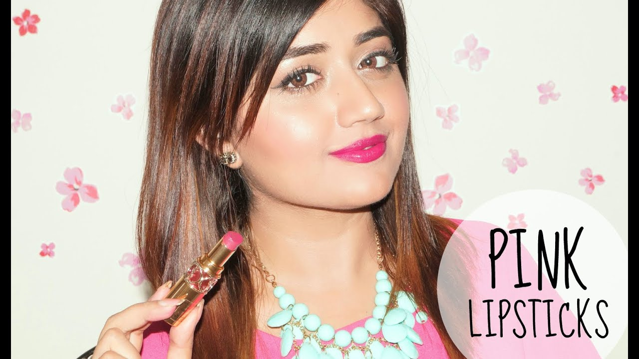 Lipstick shades for medium indian skin