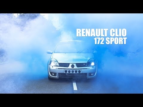 [Car Showcase] Renault Clio 2.0 Sport 172 186bhp - JL Automotive