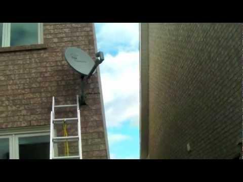 Satellite Take Down