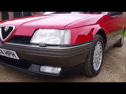 Alfa Romeo V Lusso At Italicar YouTube - Alfa romeo 164 for sale