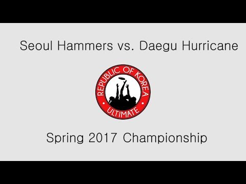 Republic of Korea Ultimate (ROK U): Spring 2017 Championship