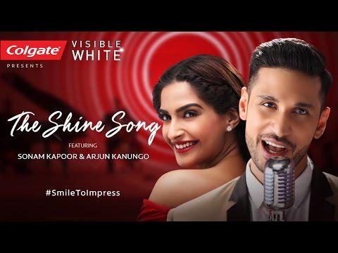 The Shine Song starring Sonam Kapoor ft. Arjun Kanungo