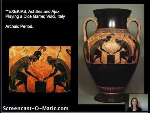 Ancient Greece: Geometric & Archaic Periods