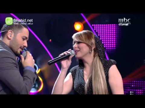 Arab Idol - رامي عياش و جميع المتسابقات