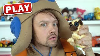 КУКУТИКИ PLAY - РАСПАКОВКА игрушка собачка Sweet Pups - Развивающие видео для детей