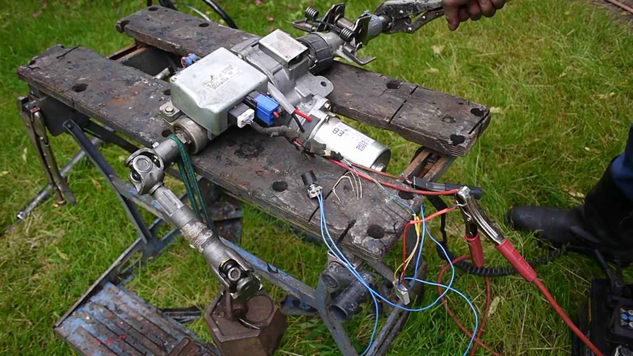 medium resolution of eps electric power steering