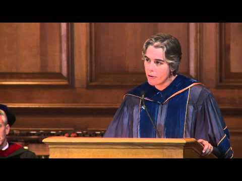 Phi Beta Kappa and Grosvenor Cup: Convocation 2013