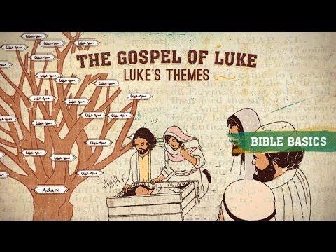 The gospel of Luke: Luke's themes