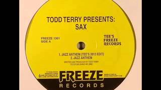 Todd Terry - Samba (MK Onix Dub) (Freeze Records)