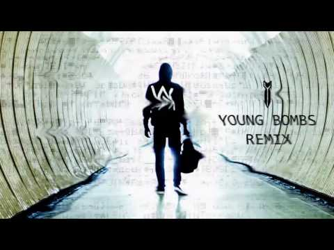 Alan Walker   Faded Young Bombs Remix   YouTube