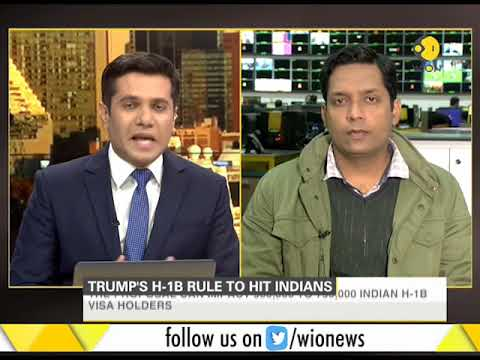 Trump's H-1B rule to hit Indians