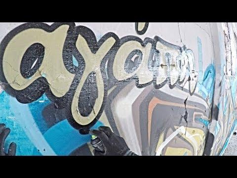 Spreading Love For GRAFFITI / Μοιράζοντας αγάπη για το ΓΚΡΑΦΙΤΙ   Athens, Greece