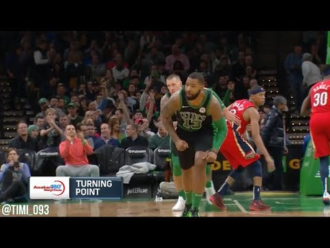 Marcus Morris Highlights vs New Orleans Pelicans (31 pts, 4 reb, 4 ast)