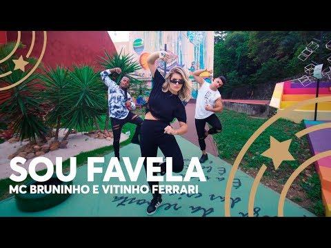 Sou favela - MC Bruninho e Vitinho Ferrari - Lore Improta  Coreografia