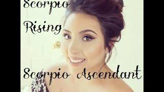 Scorpio Ascendant / Rising