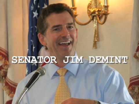 Sen. Jim DeMint calls defeating Obama like Waterloo