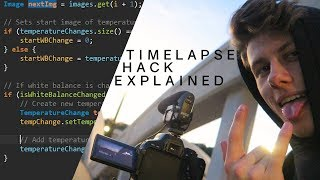 Coding a Timelapse Plugin for Photoshop   Image Processing Hack