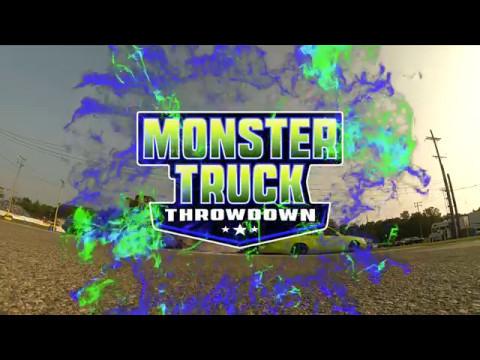 Monster Truck Throwdown Is Coming To Bridgeport Speedway