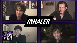 Inhaler's Debut Album Is Ready to Go