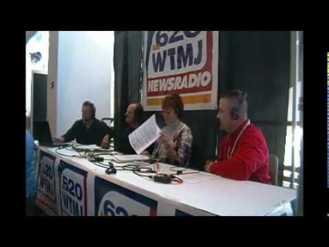 2012 Greater Milwaukee Auto Show Radio Broadcast with Heiser