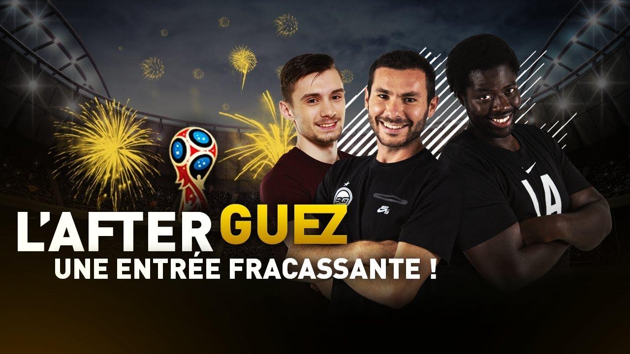 L' AFTER GUEZ #1 - UNE ENTRÉE FRACASSANTE !