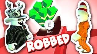 ROBBING A NEW MYSTERY LOCATION (Roblox Jailbreak)