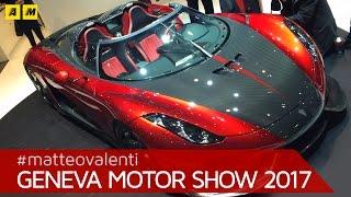 Koenigsegg Regera, tecnologia impossibile per noi umani | Salone dell'Auto di Ginevra 2017