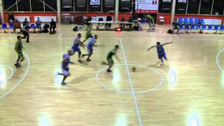 ALK Wro-Basket, dziura