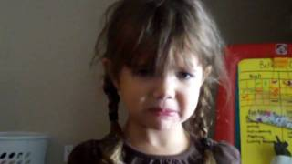 3 year old wants to marry her big brother
