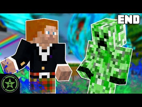 Let's Play Minecraft - Episode 302 - Sky Factory Finale (Par