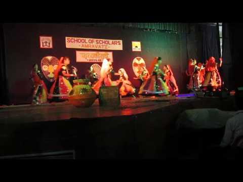 dholida dhol re vagad nd odhni odhu to ud ud jaye perform by vtc students choreograph by vishal m