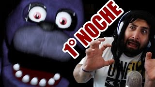 NO VOY A PODER DORMIR | Five Nights At Freddy