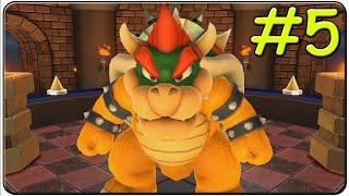 Mario Party 10 Walkthrough Part 5 Chaos Castle
